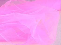 Фатин 3 х 1 метр, нежно-розовый