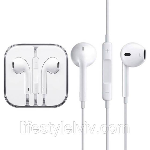 Наушники Apple iPhone 5 5S 4 4S 3S Ipod. Качество звука!!, фото 7