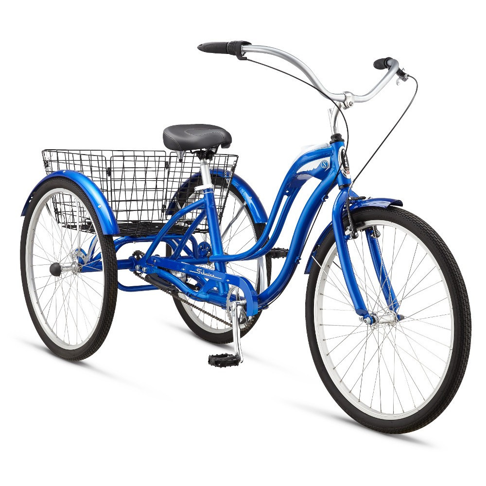 "Велосипед 26"" Schwinn Town&Country 2017 blue"