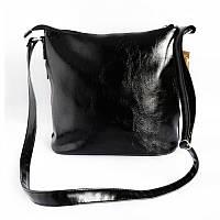 Женская сумка на длинном ремне из кожзама М78-27