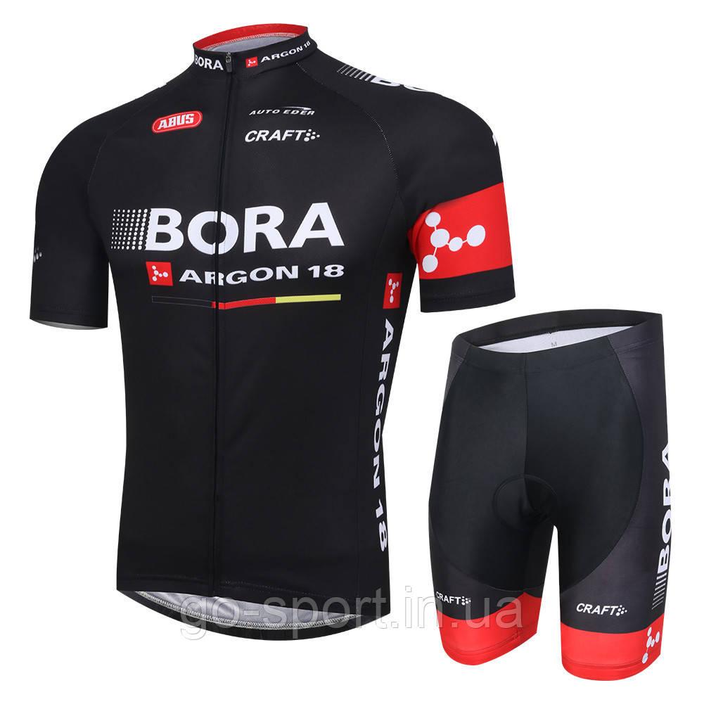 Велоформа BORA 2016