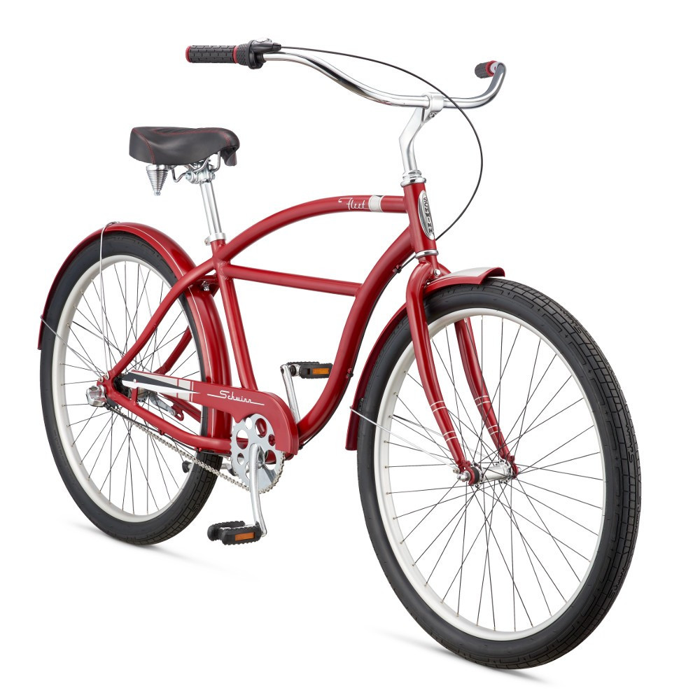 "Велосипед 27,5"" Schwinn Fleet 2017 red"