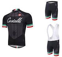 Велоформа Castelli 2016 bib v1