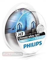 Philips Diamond Vision / тип ламп Н3 / комплект 2шт