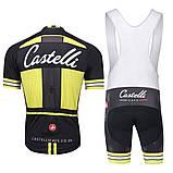 Велоформа Castelli 2016 bib v2, фото 3