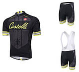 Велоформа Castelli 2016 bib v2, фото 2