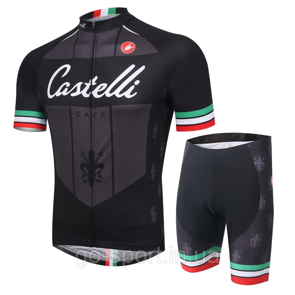 Велоформа Castelli 2016 v1