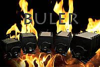 Буллерьян на  дровах BULER. Булерьян с варочной поверхностью