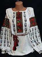 """Блуза-вышиванка """"Иванкин розарий"""",  42-60 р-ры, 610\560  (цена за 1 шт.+ 50 гр.)"""