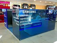 Системы Shop-in-shop,бренд-зоны