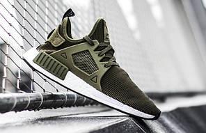 Мужские кроссовки Adidas NMD XR1 Olive, фото 2