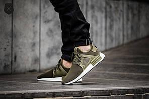 Мужские кроссовки Adidas NMD XR1 Olive, фото 3