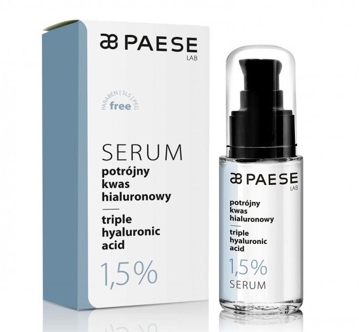 Гиалуроновая кислота (Serum) Triple Hyaluronic Acid Paese