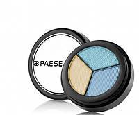 Тени для век Перламутровые (235) Opal Eyeshadows Perl Silk Trio Paese