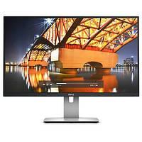 "Dell U2715H 27""(68.58 cm) Black UltraSharp Wide LED monitor (2560x1440), (16:9), VGA,DVI,DP, HDMI, war 3Yr"