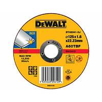 Круг отрезной DeWALT DT42341 (США/Польша)