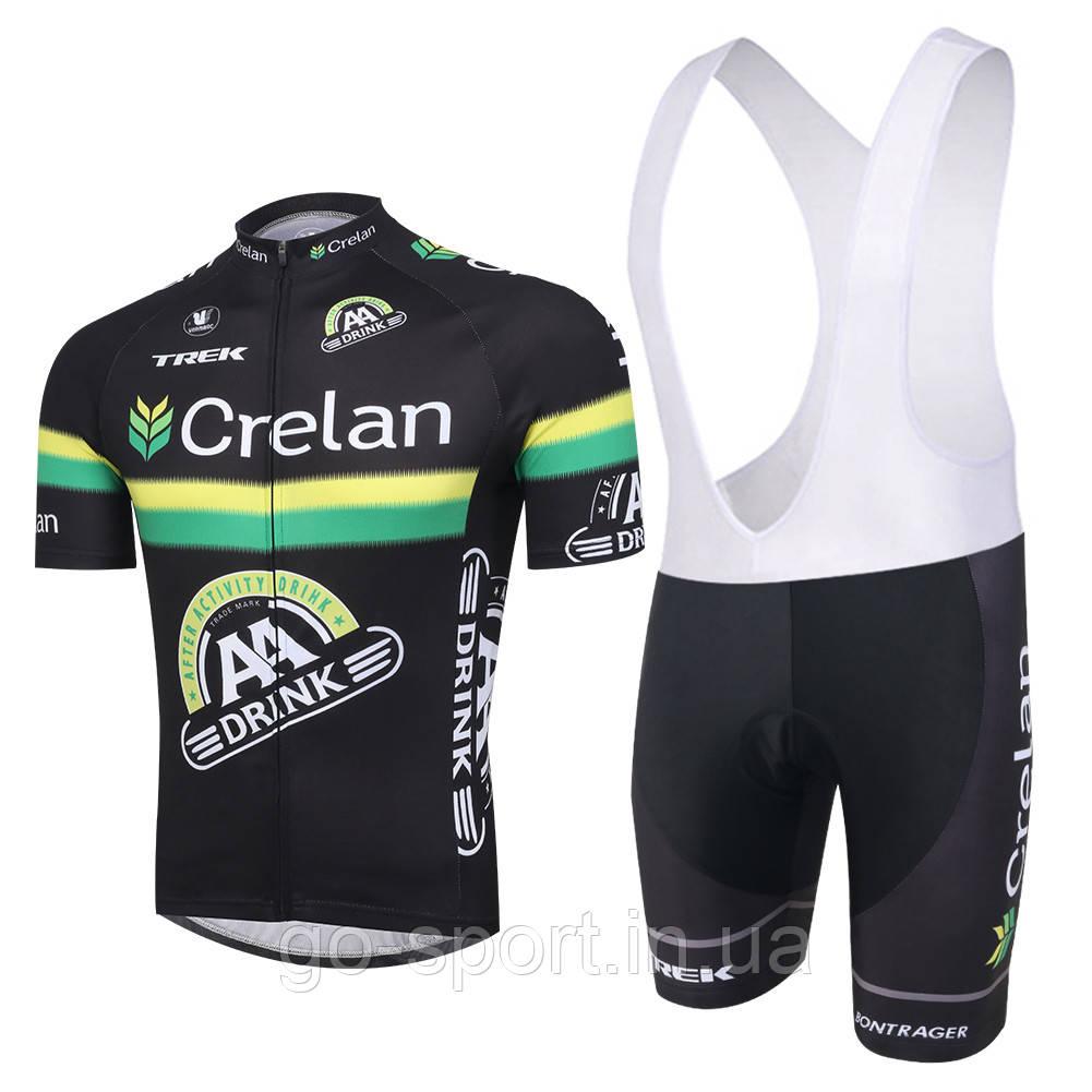 Велоформа Crelan 2016 bib