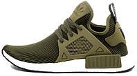 Женские кроссовки Adidas NMD XR1 Olive