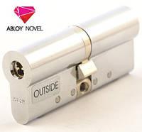 Цилиндр замка ABLOY  Novel 65  мм (32,5х32,5) Хром