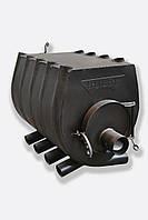 Печь отопительная Буллерьян(Булерьян)  Тип-02  18 кВт с варочной поверхностью