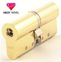 Цилиндр замка ABLOY Novel 65  мм (32,5х32,5) латунь