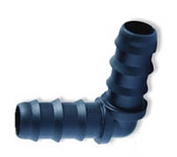 Угол для капельной трубки 16 мм Presto