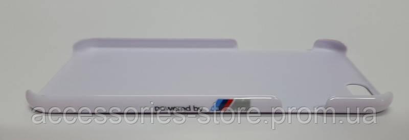 Крышка BMW для Apple iPhone 6, Motorsport Mobile Phone Case, White