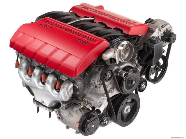 Детали двигателя Toyota