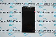 Дисплейный модуль для мобильного телефона Sony Xperia ZR M36h C5503 C5502 черный
