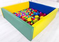 Сухие бассейны с шариками под заказ