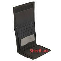 Бумажник черный  MIL-TEC Black 15810002