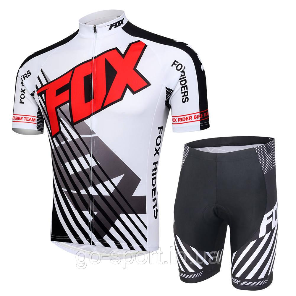 Велоформа FOX 2016  v2