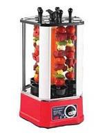 Электрошашлычница HOUSETECH 1600 red