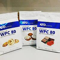 KFD Nutrition Premium WPC 80 - 700 грам  сывороточный белковый концентрат