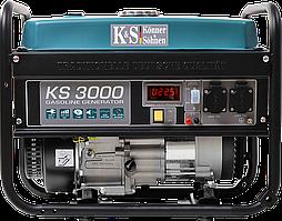 Бензиновый генератор KÖNNER&SÖHNEN KS 3000