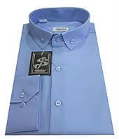 Рубашка мужская приталенная №12-27 3031 V4