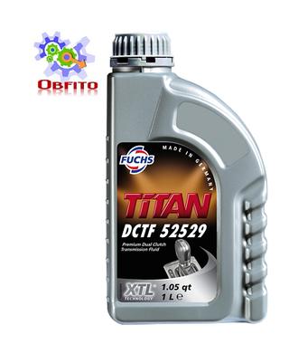 """Масло трансмиссионное синтетическое """"TITAN DCTF 52529 XTL"""", 1л"""
