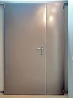 Двери противопожарные двупольные ЕІ-30, ЕІ-60