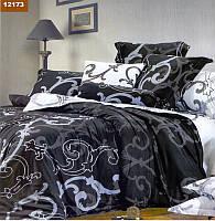 Постельное белье Black, бязь (двуспальное)
