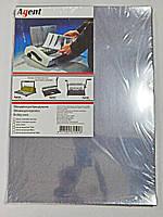 Обложка для перфопереплета  А3 пластик. прозр.150 мк.(100шт)