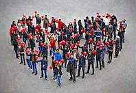 Организация флешмобов в Киеве