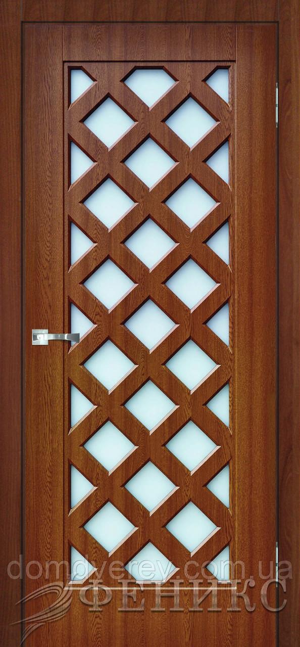 Двери межкомнатные Феникс, Крис ПГ/ПО