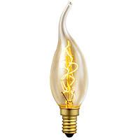 Лампа накаливания Eglo свеча на ветру 40W E14
