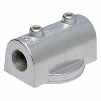 200-я серии 1' BSP - Алюминиевый адаптер для фильтров тонкой очистки до 65 л/мин
