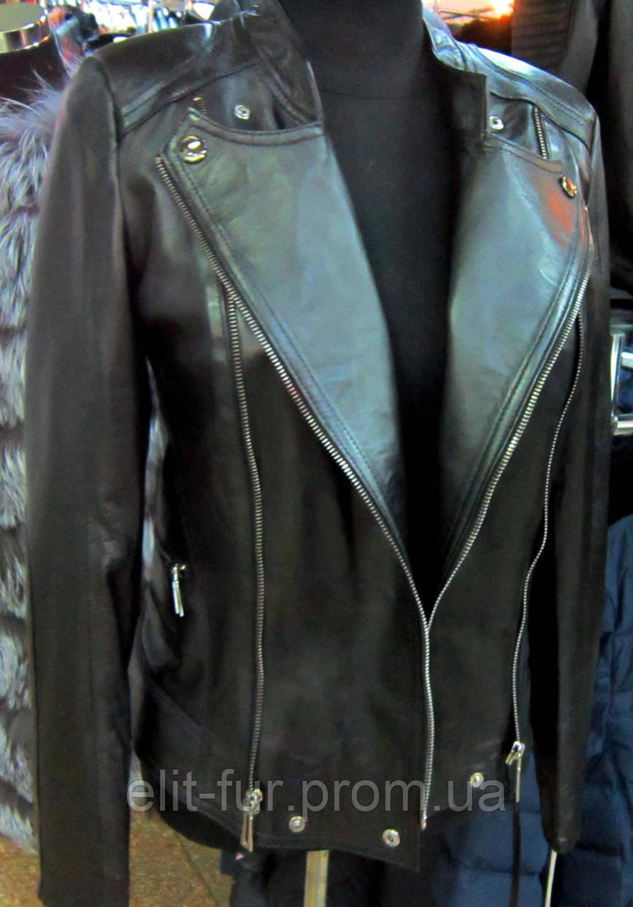 Куртка-косуха. Натуральная кожа.  продажа 4fa22c8383251