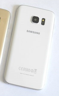 "Смартфон Samsung S7 (2SIM или 1SIM+карта памяти) 5""  4/1 ГБ 8/5 Мп white белый Гарантия!"