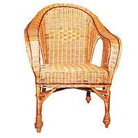 """Кресло для отдыха плетенное из лозы """"КО-7"""""""
