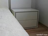 Тумбочки белые для спальни