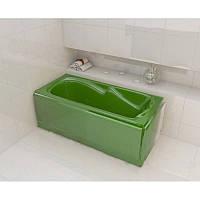 Ванна Artel Plast Арина зелёный цвет 170х75х50