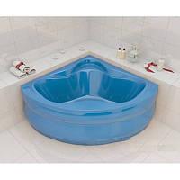 Ванна Artel Plast Злата голубой цвет 136х136х47